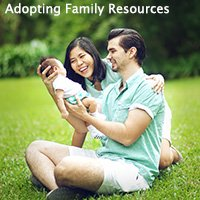 Adopting Family Resources provides all kinds of free information for families wanting to adopt a child or who already gave adopted a child